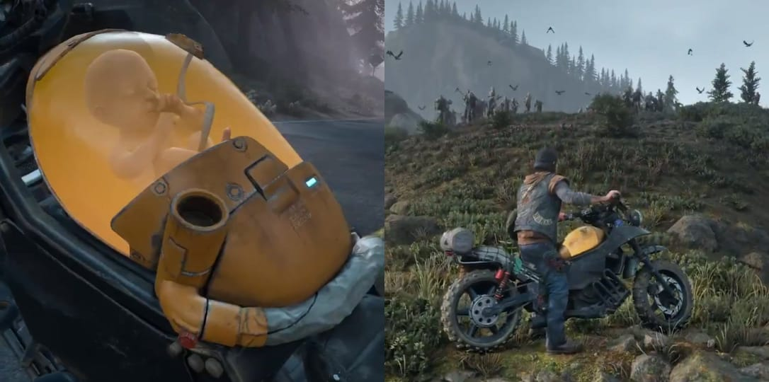 bb tank days gone death stranding