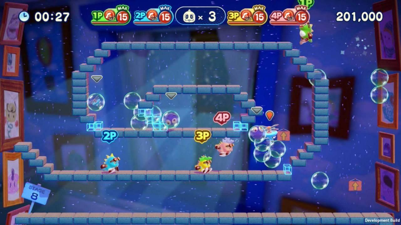 Resultado de imagen de bubble bobble 4 friends