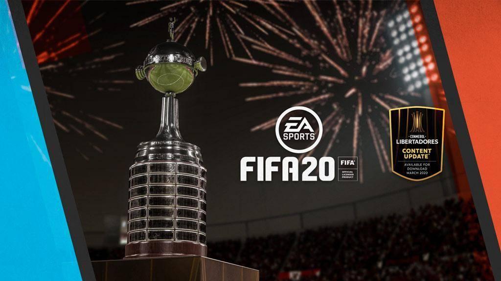 Copa libertadores fifa 20