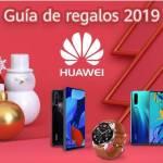 Huawei guia de regalos 2019