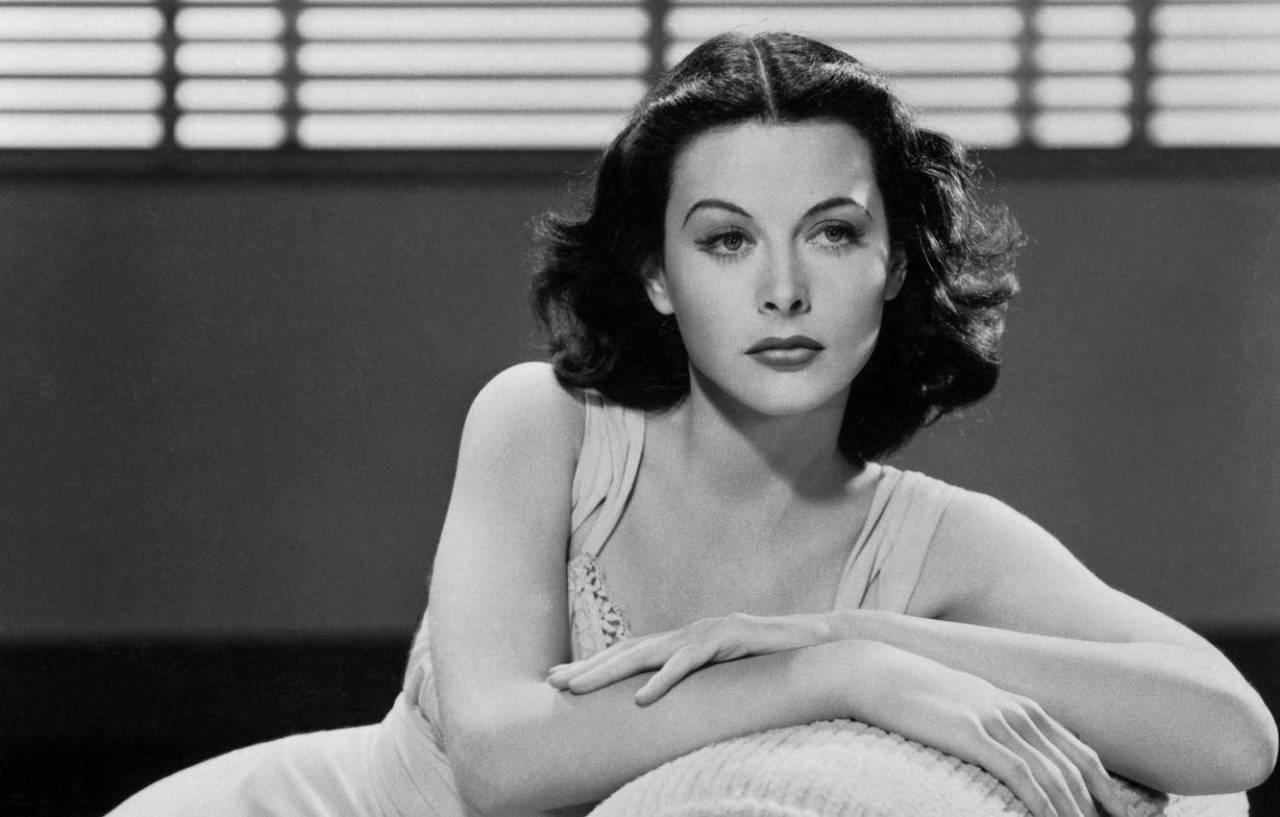 Hedy Lamarr, actriz, inventora, leyenda
