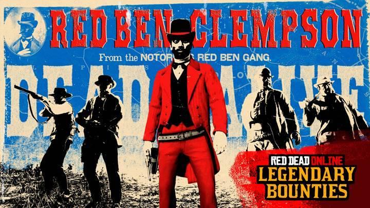 Red dead online ben clempson