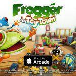 Froogger in Toy