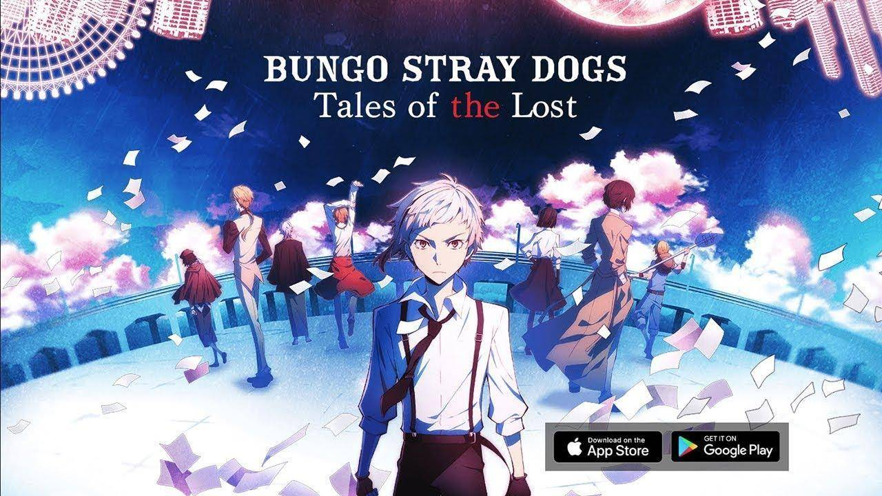 Bungo Stray Dogs App