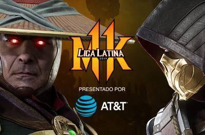 Mortal Kombat Liga Latina Ay&t