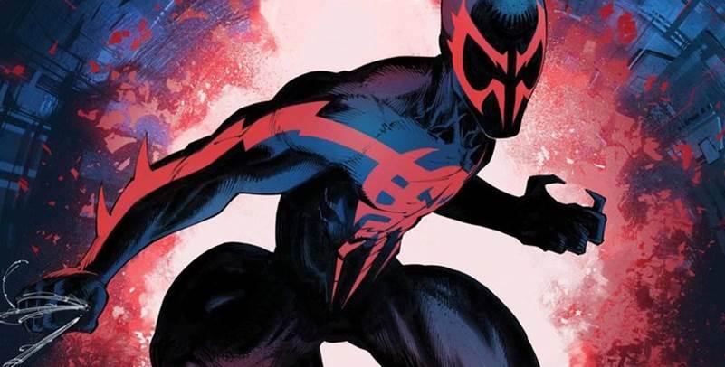 Amazing Spider-Man 2099 ofrece a los lectores un futuro que nunca habían visto antes