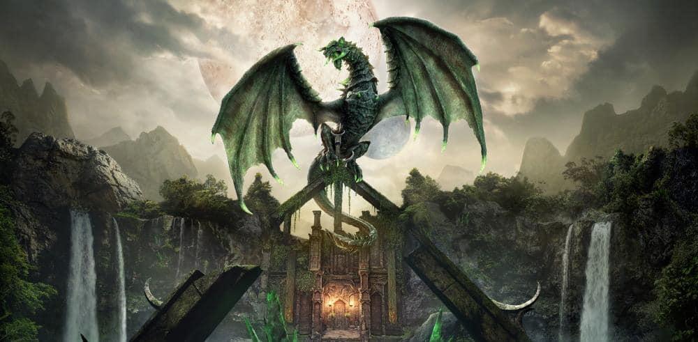 The Elder Scrolls: Dragonhold inagura nueva zonas en todas las plataformas