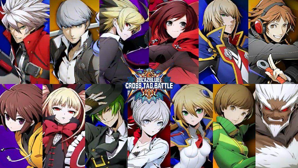 BlazBlue: Cross Tag Battle ya tiene su expansión pack 2.0 disponible