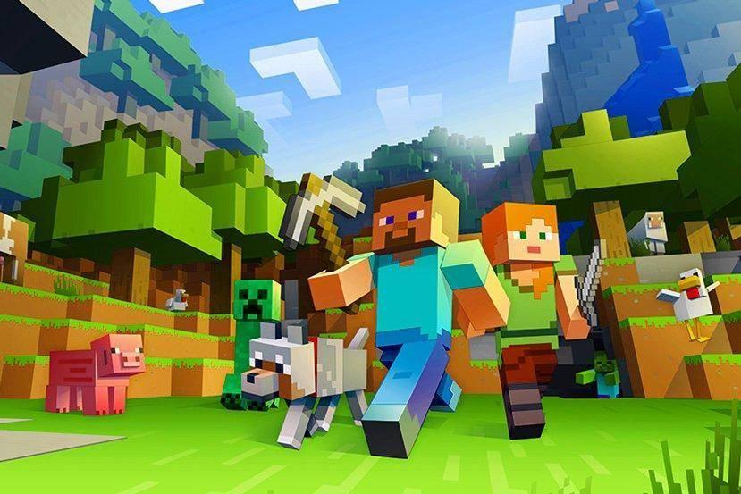 Minecraft de PS4 se une al cross-play