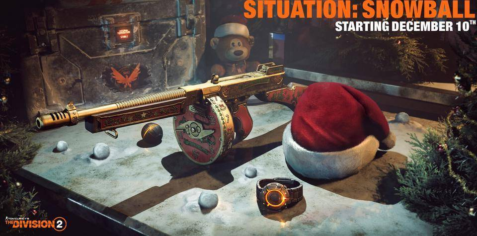 Situation: SnowballThe Division 2
