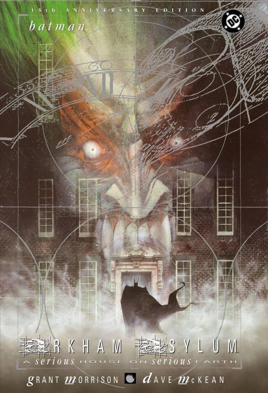 Arkham Asylum: Una casa seria en la tierra seria
