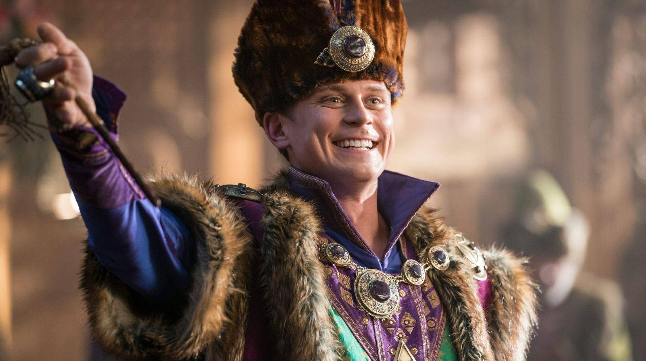 Aladdin, Prince Anders