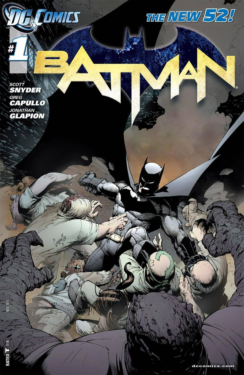 Batman #1 New 52