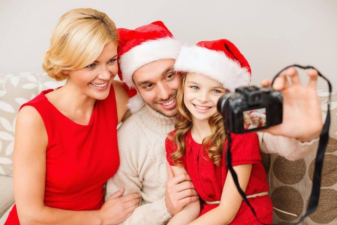 Canon presenta: ¡10 consejos útiles para tomar las mejores fotos navideñas!