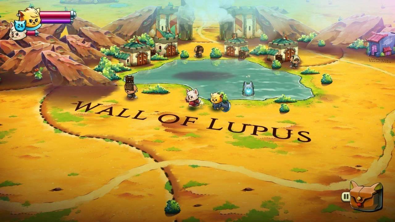 Lupus Cat Quest II