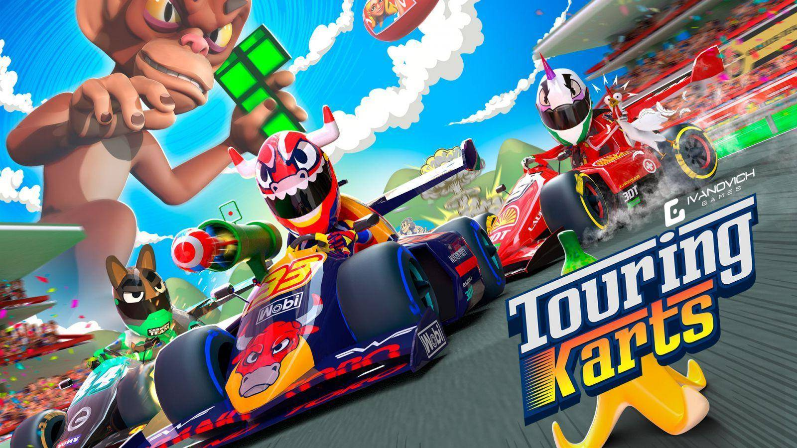 Reseña: Touring Karts (PS4, Switch, Steam)