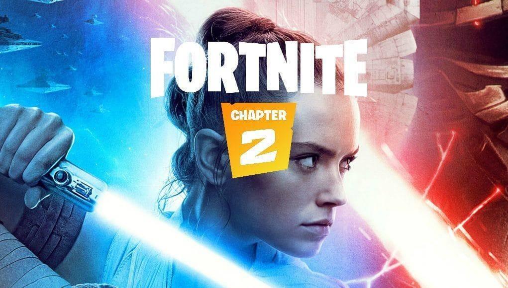 Fortnite transmitirá una escena de Rise of Skywalker