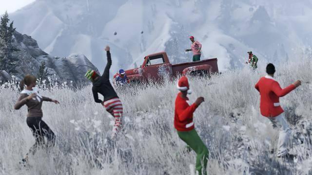 GTA Online (Nieve)