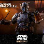 Heavy Infantry Mandalorian by Hot Toys (Póster)