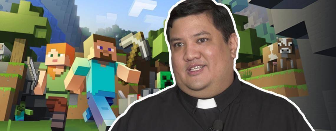 Minecraft, Vaticano, Robert Ballecer
