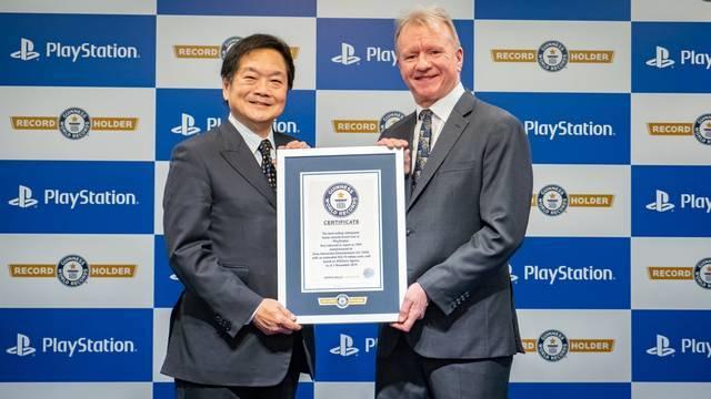 PlayStation Guinness