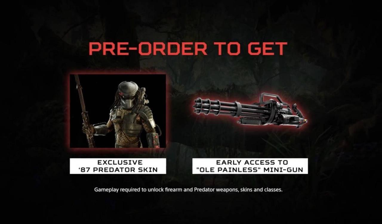 Predator (Pre-Release)