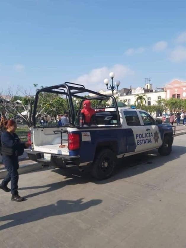 Tamaulipas Spiderman