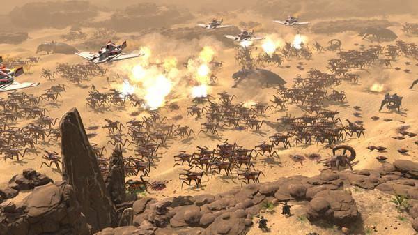 Starship Troopers Terran Comand