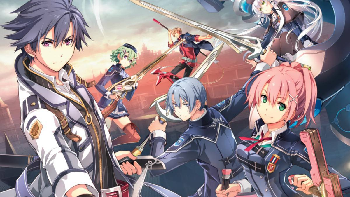 The Legend of Heroes: Trails of Cold Steel III llegará al Switch
