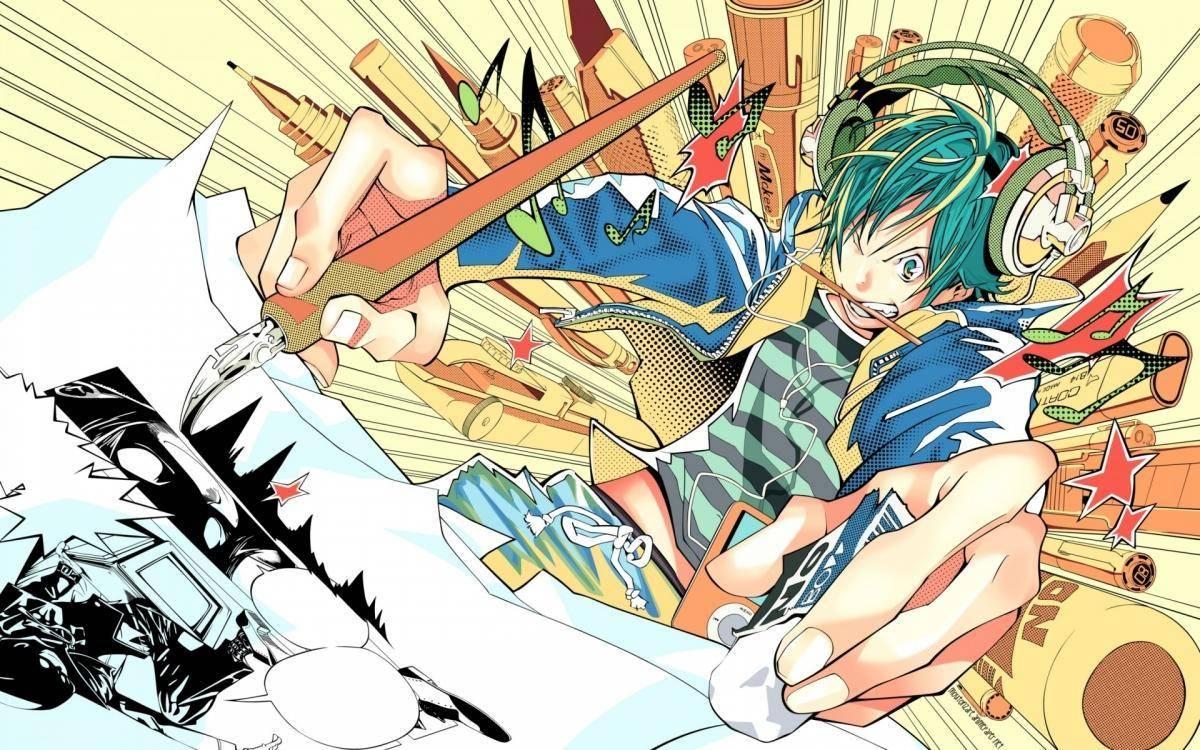 Shonen Jump + cumple tu sueño de publicar un Manga y que se convierta en Anime!