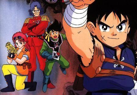 Dragon Quest: The Adventure of Dai: Infinity Strash