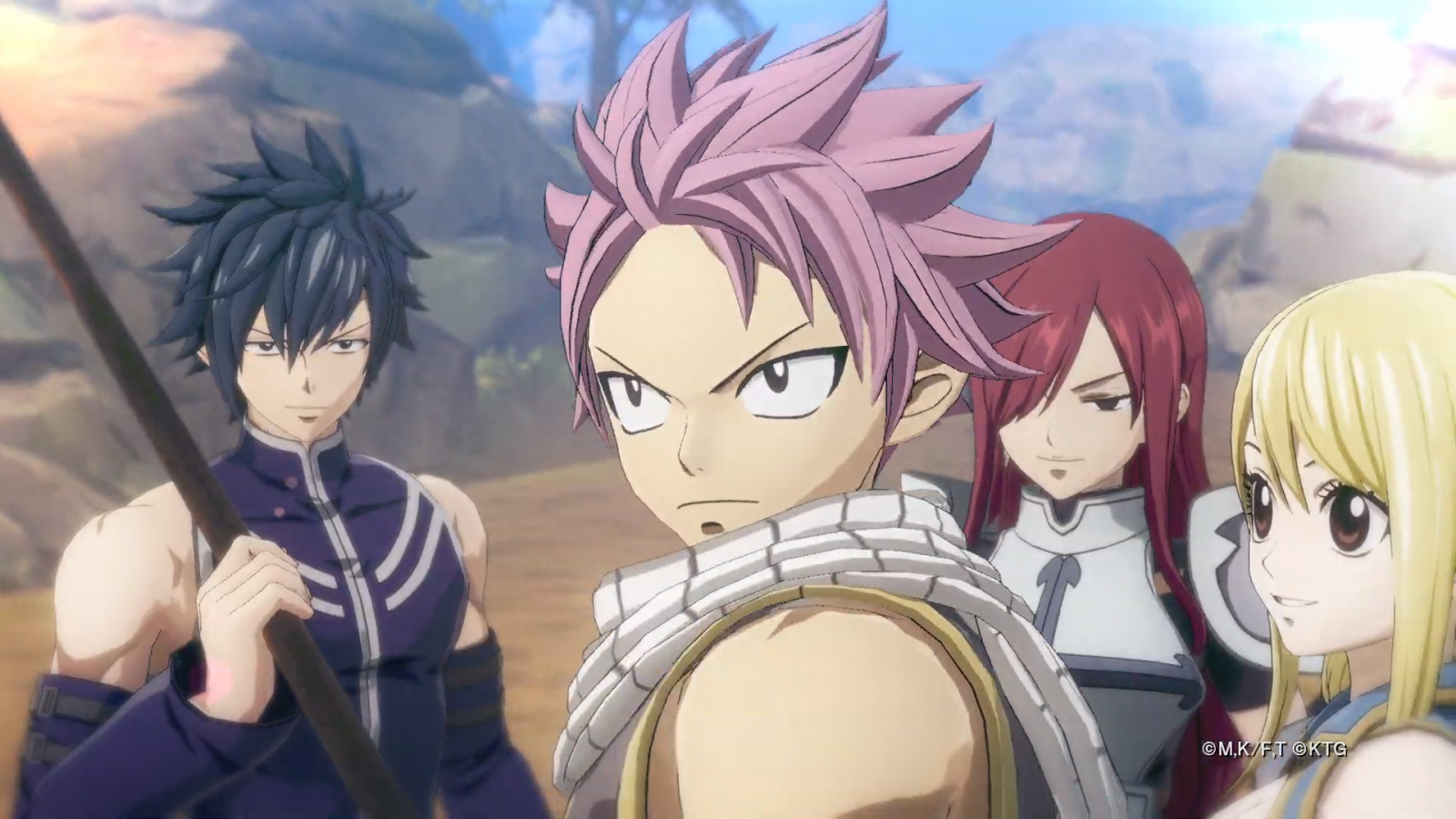 Reseña: Fairy Tail (PS4)