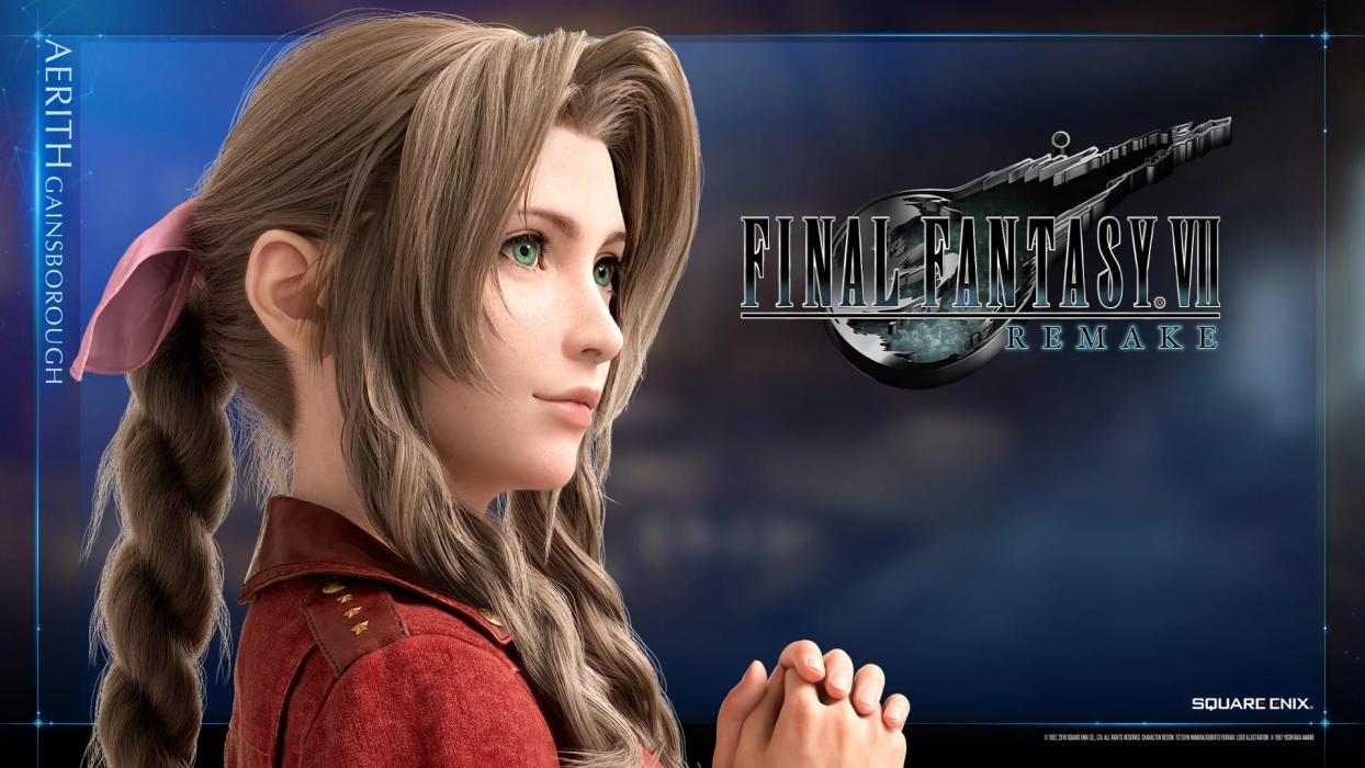 El remake de Final Fantasy VII sobrepasa los 3 millones de unidades vendidas