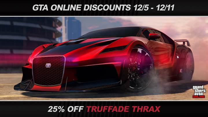 Grand Theft Auto Online GTA