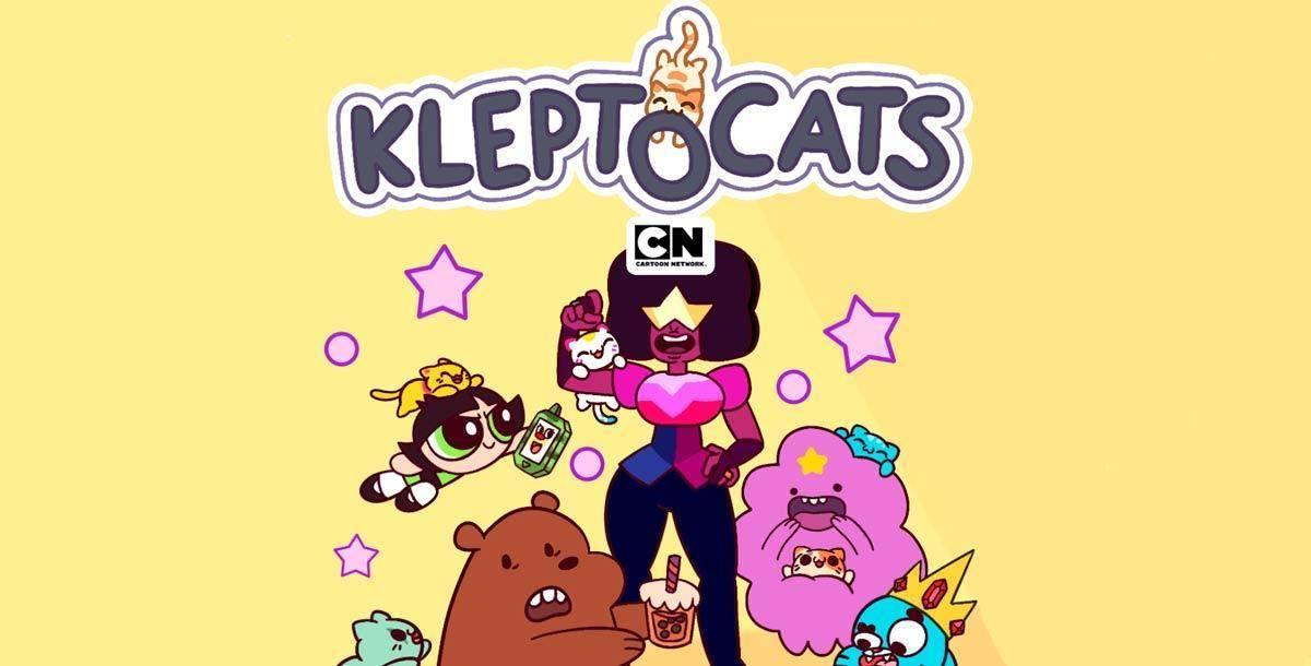 KleptoCats llega al universo de Carton Network
