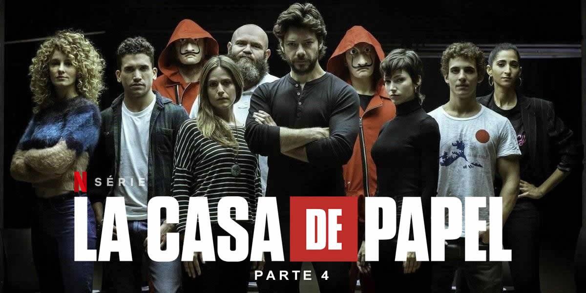 La Casa de Papel, temporada 4, ya tiene fecha de estreno