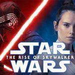 The Rise of Skywalker beso singapur