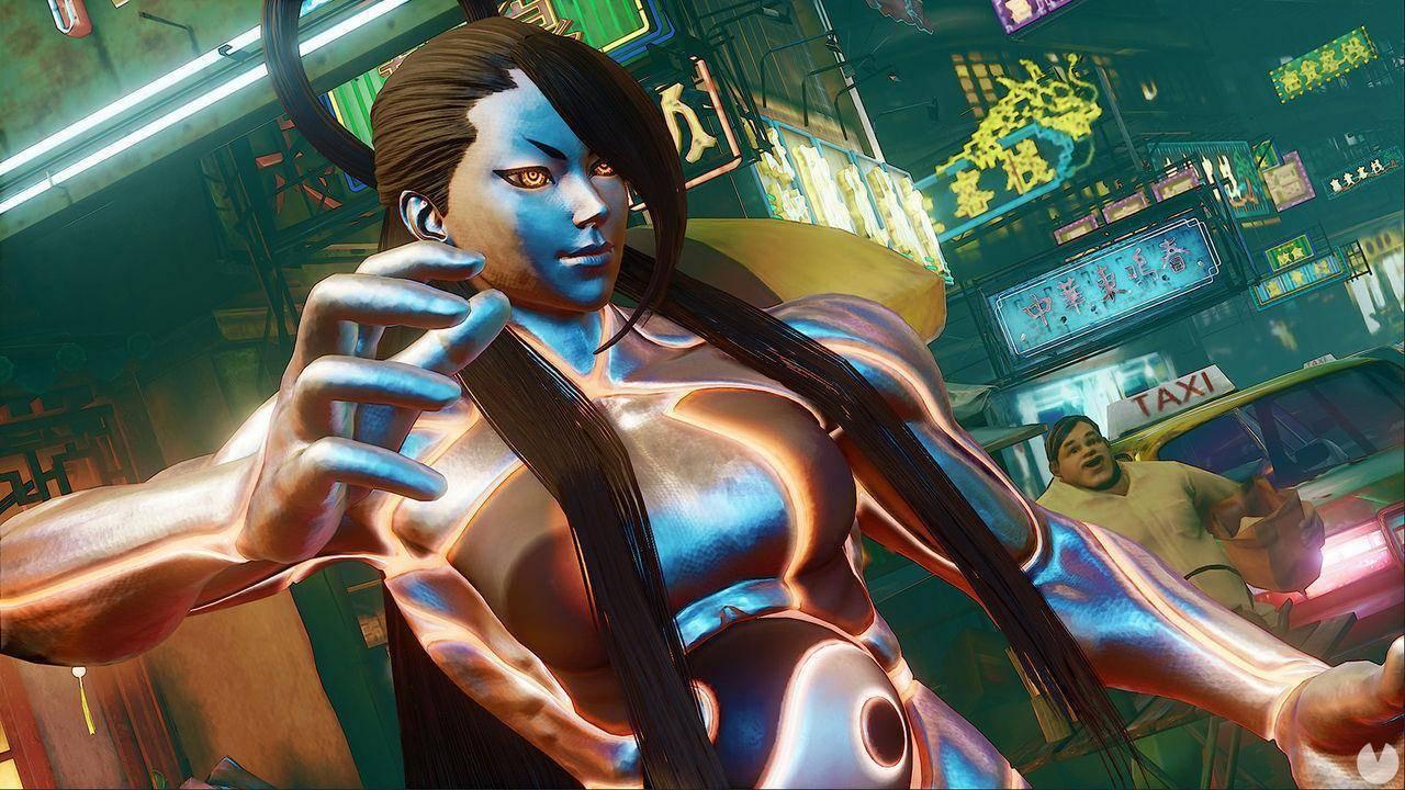 Seth Street Fighter V