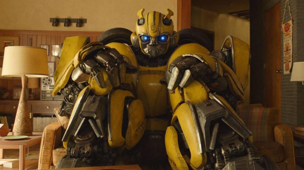 Transformers prepara un reboot y una secuela de Bumblebee