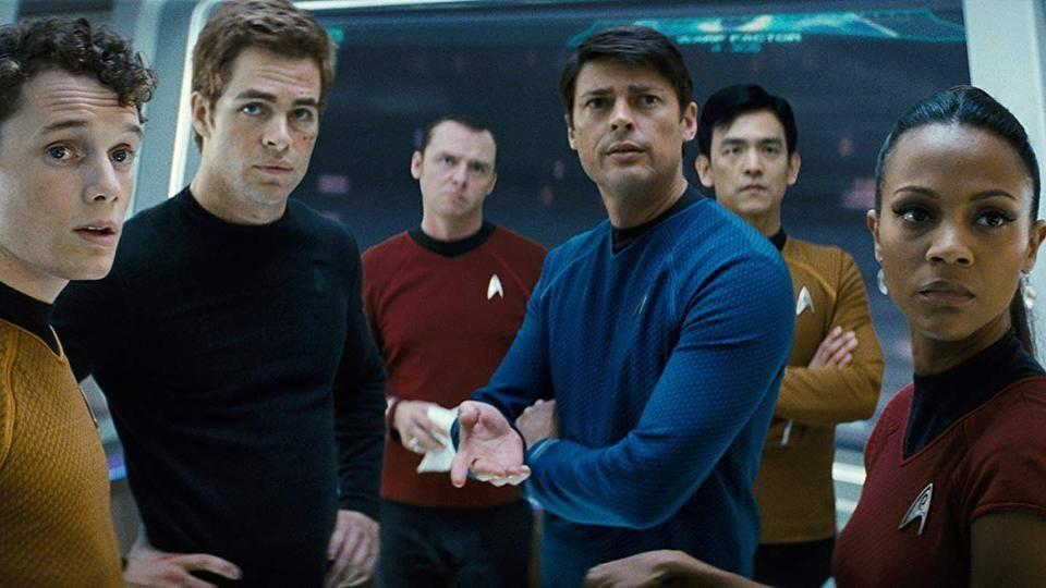 La nueva película de Star Trek podría ser un reboot