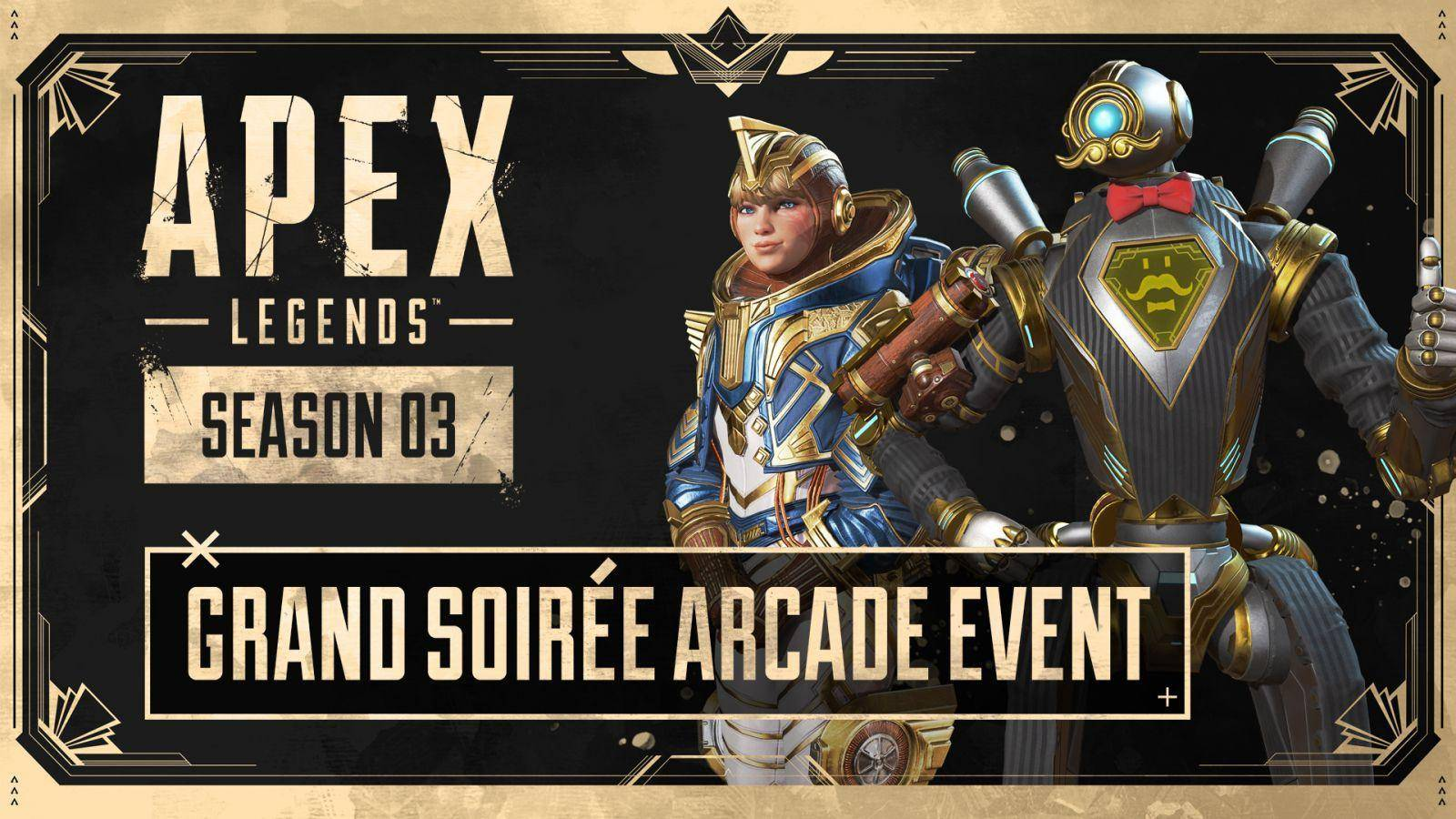 Apex Legends Grand Soirée Arcade