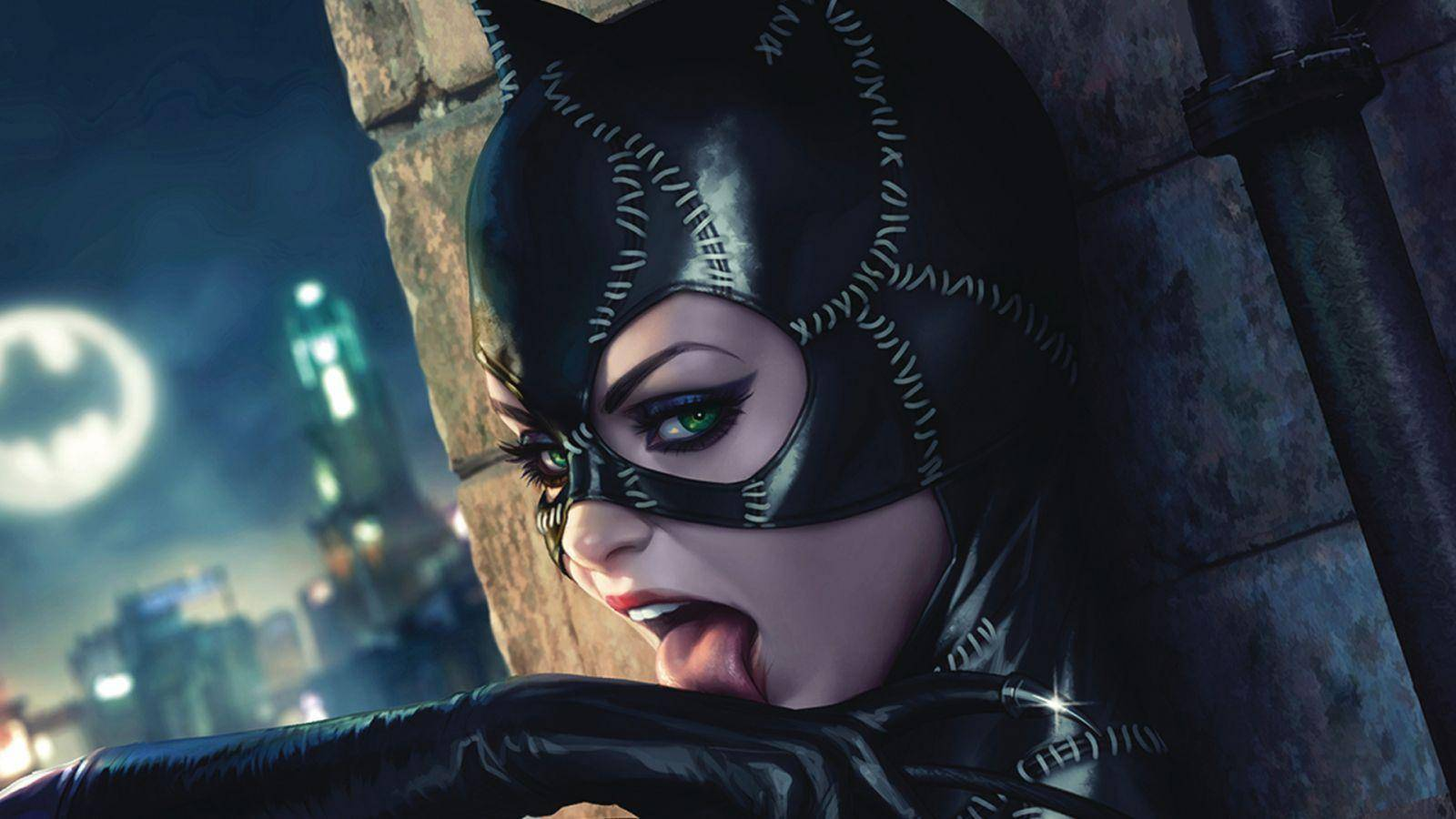 Catwoman, DC