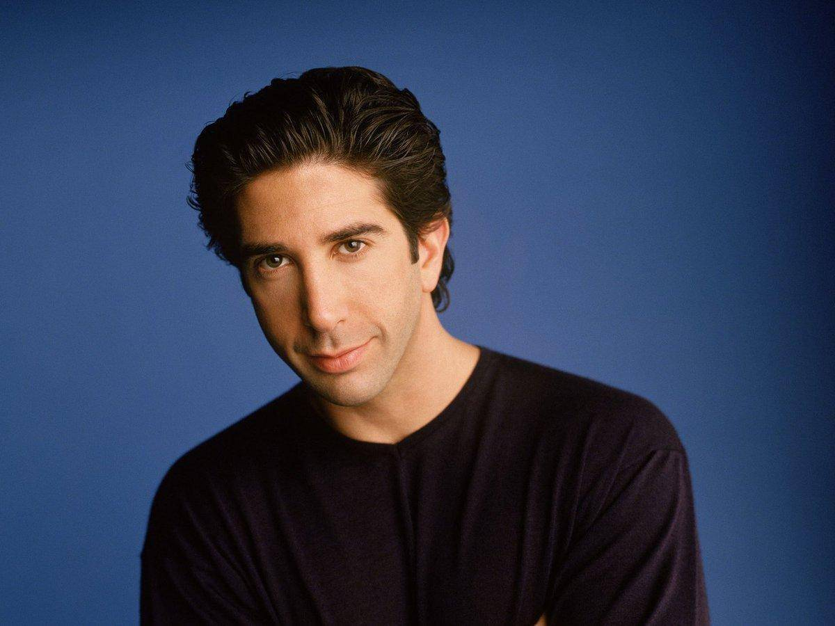 Friends, Ross, David Schwimmer