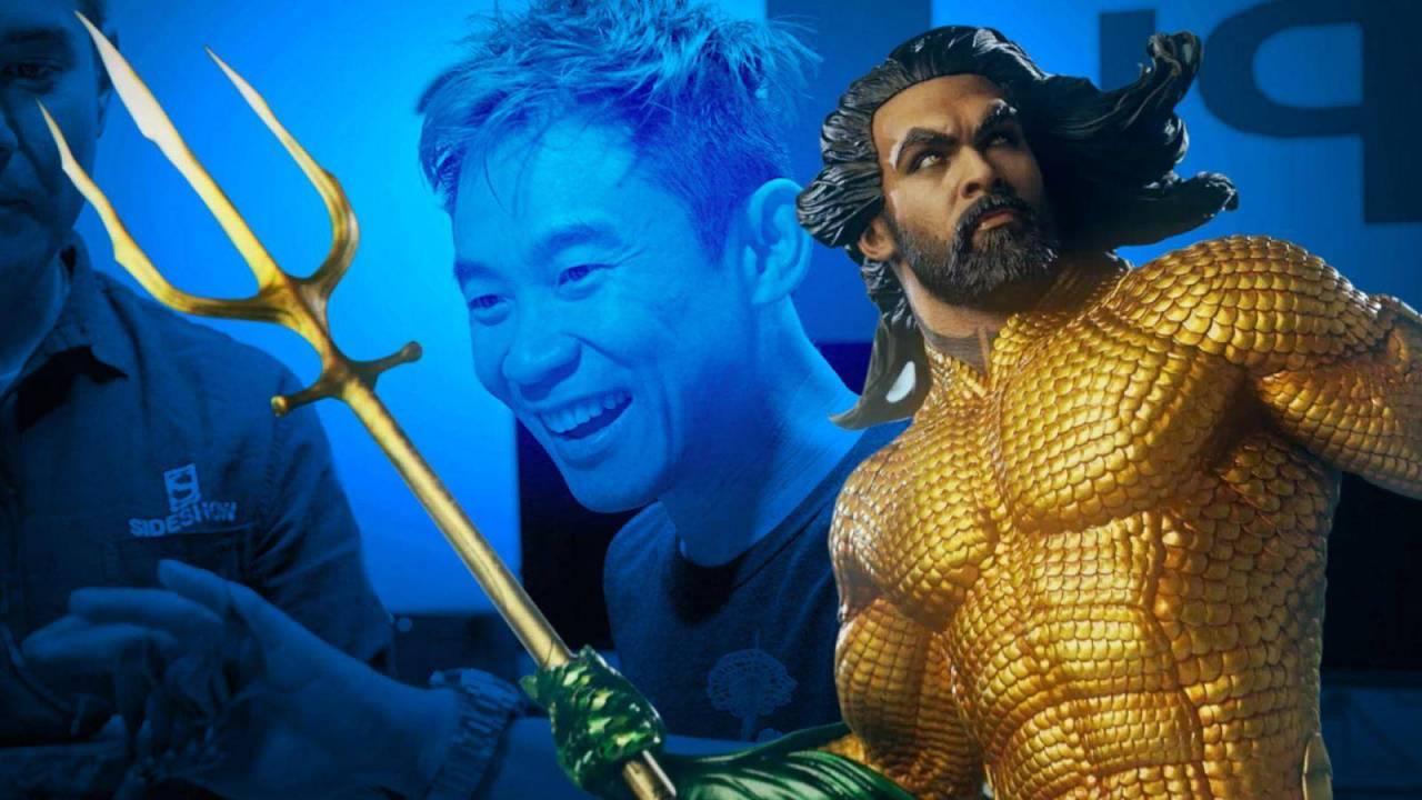 Aquaman tendrá serie animada en HBO MAX