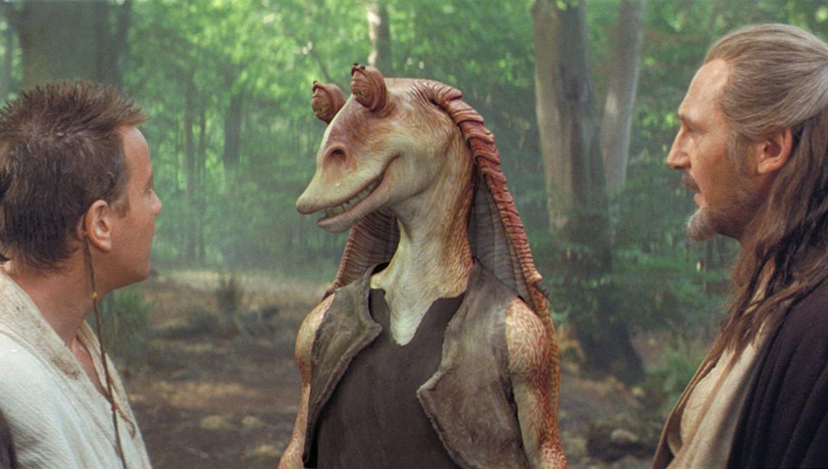 Obi Wan, Jar Jar