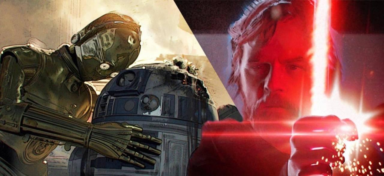 Star Wars: Colin Trevorrow confirma el arte filtrado de 'Duel of Fates'