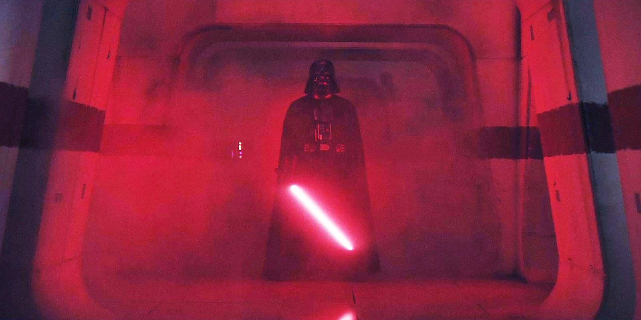Rogue One: Esta era la escena final original de Darth Vader