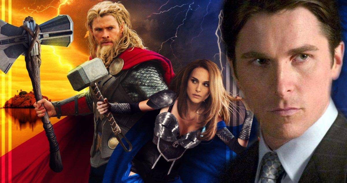 RUMOR: Christian Bale podría participar en Thor: Love and Thunder