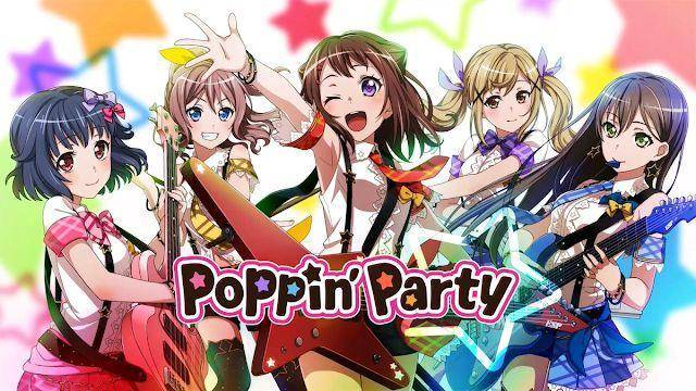 Poppin'Party Single