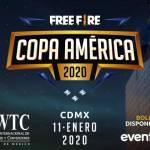 Copa America Free Fire 2020